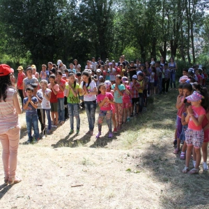Send 100 children to VBS club/camp Eurasia