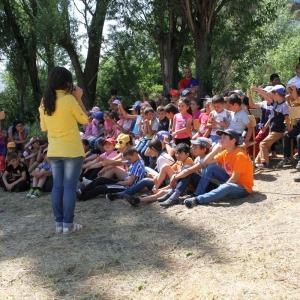Sponsor a VBS club/Bible camp in Eurasia